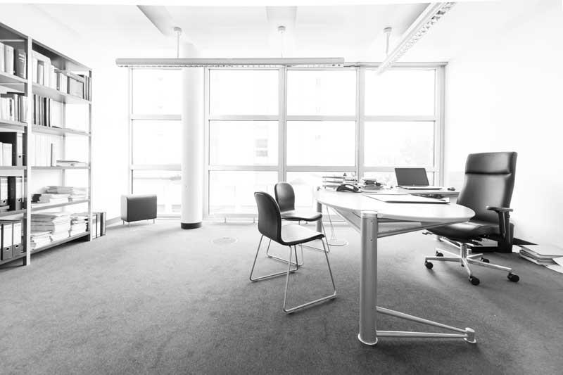 Büroraum Kanzlei Kränzlein Adams Eckstein München