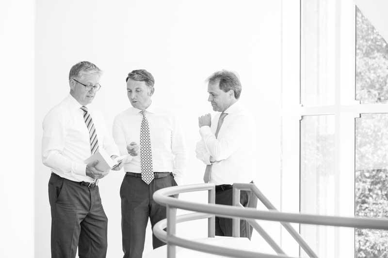 Drei Anwälte für Strafrecht Olching